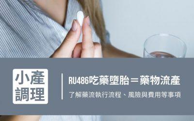 RU486墮胎=藥物流產?婦產科醫師帶你一次搞懂藥物流產執行流程、風險與費用等注意事項