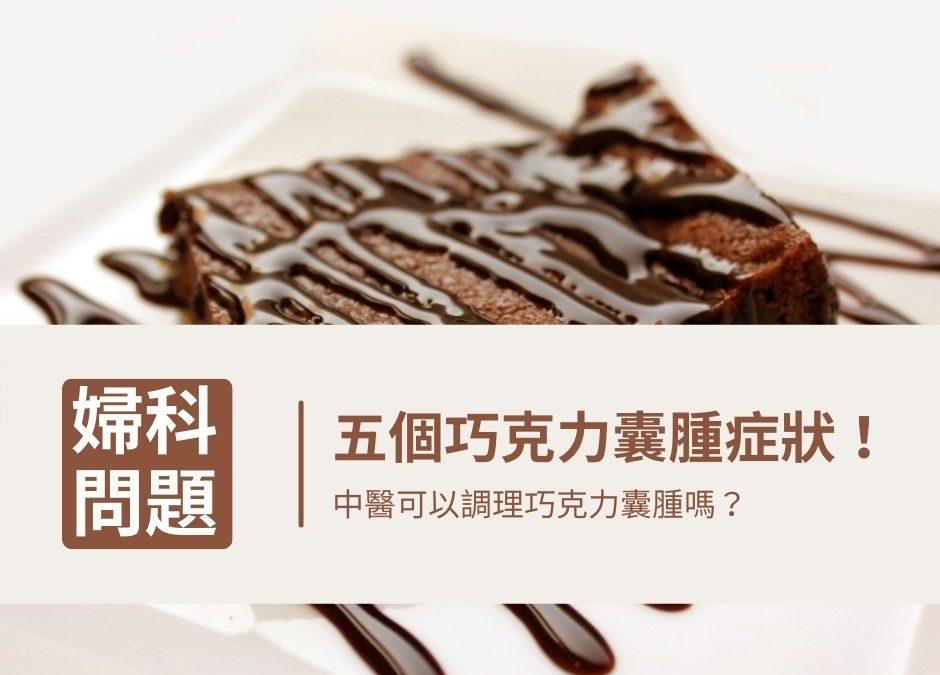 巧克力囊腫介紹首圖