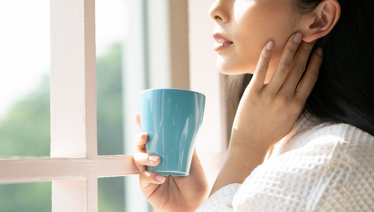 經痛適合喝什麼配圖:熱咖啡