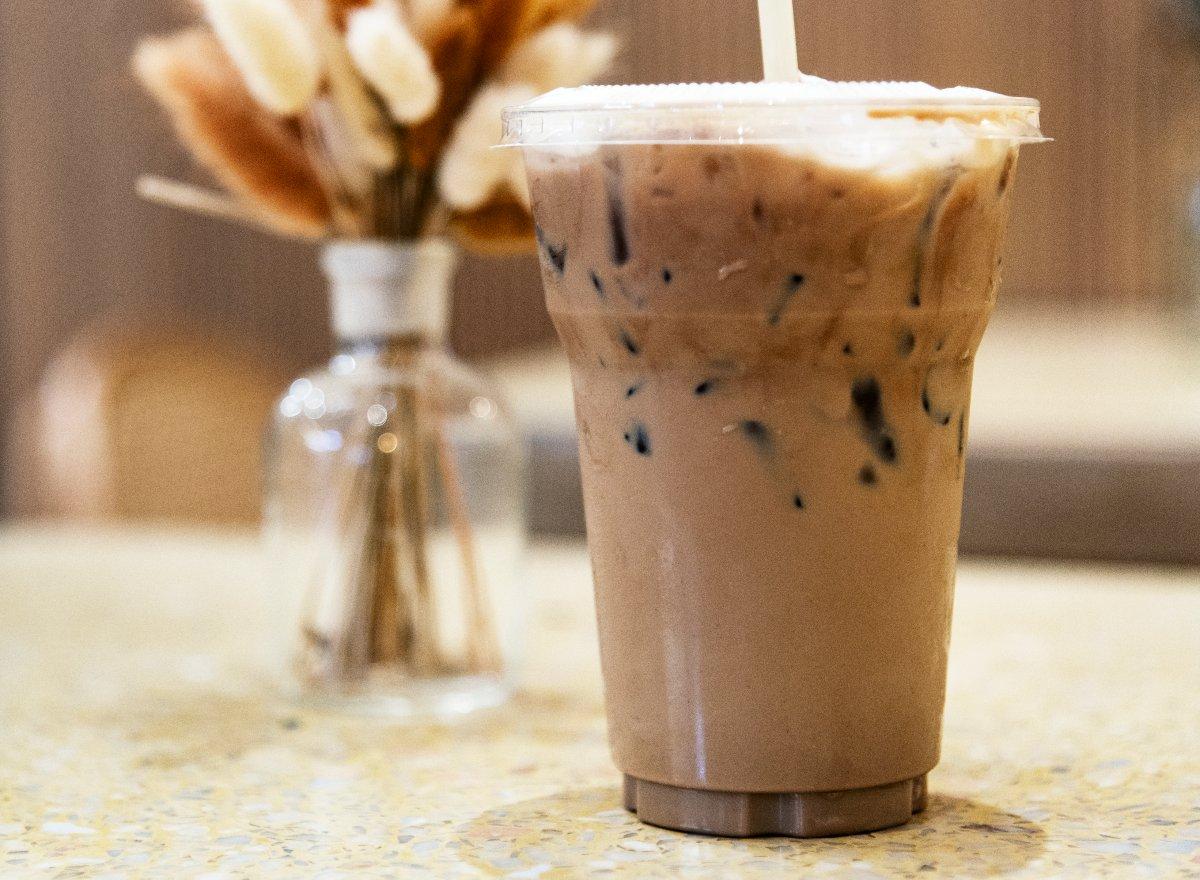 經痛不適合喝什麼配圖:冰奶茶