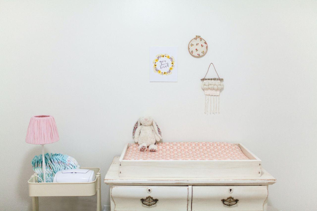在家坐月子:預先在家裡規劃好空間配圖