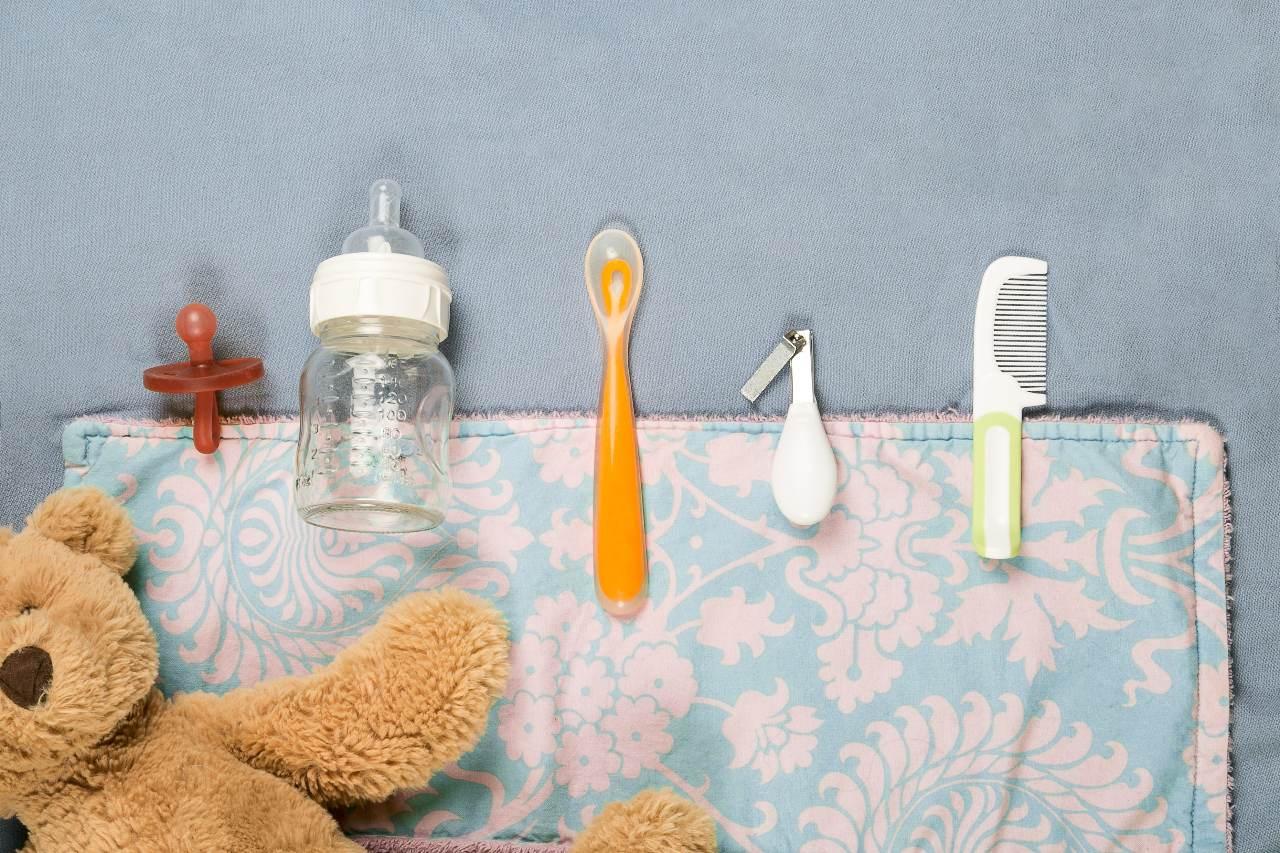 選擇最適合自己的坐月子方式配圖:寶寶用品