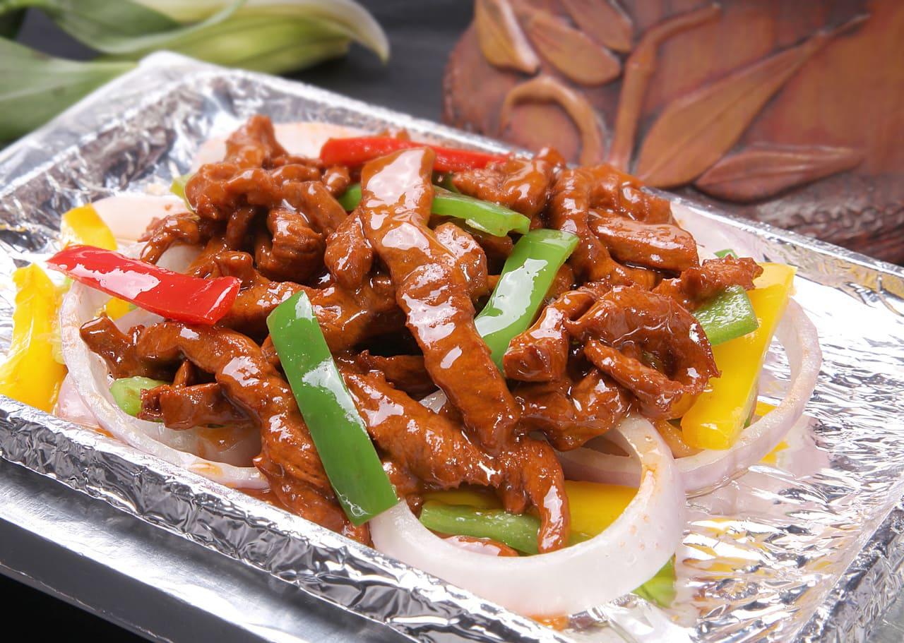 小產月子餐:黑胡椒牛柳